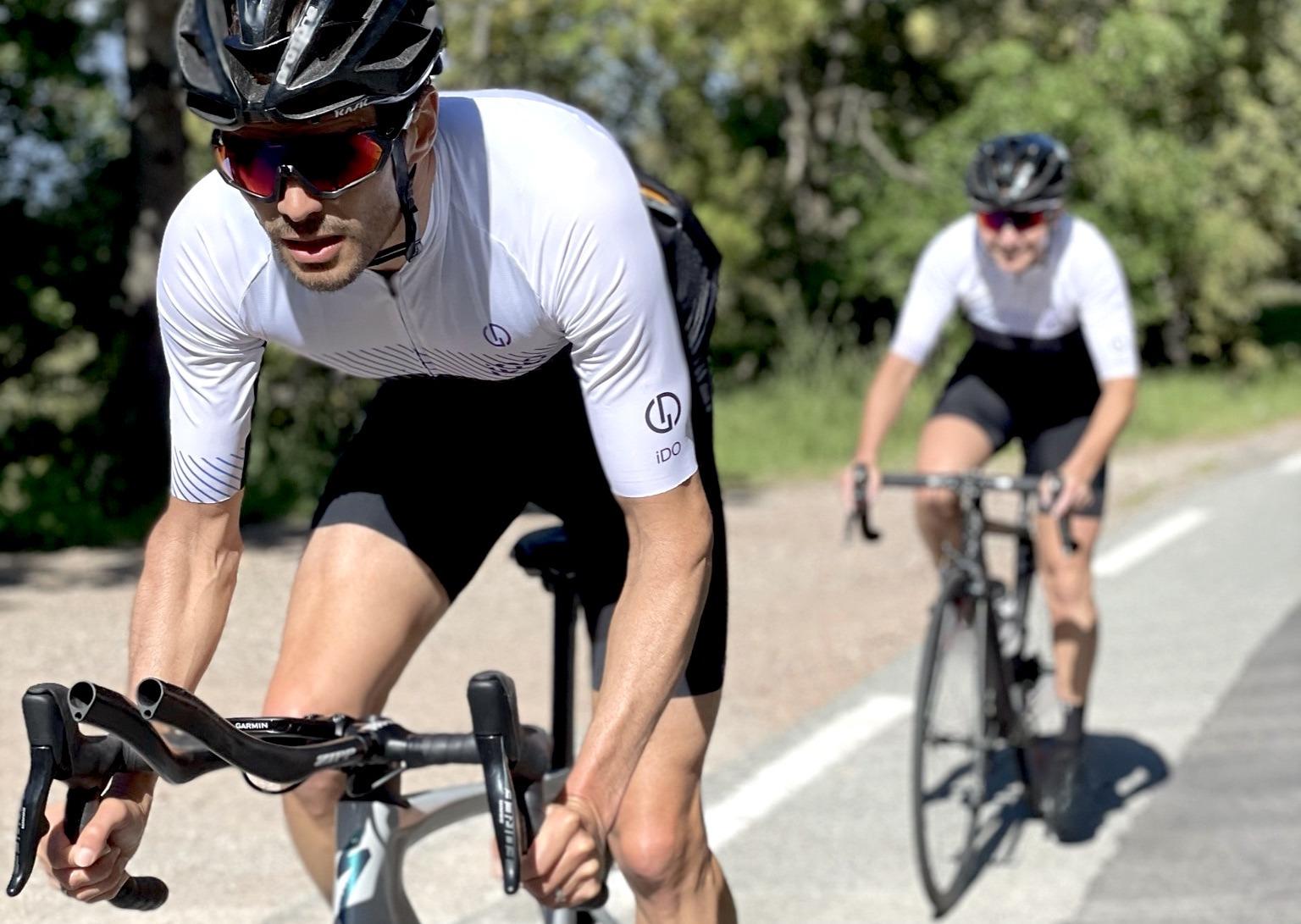 Charge d'entraînement en cyclisme